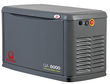 agregat pradotworczy gazowy ga8000